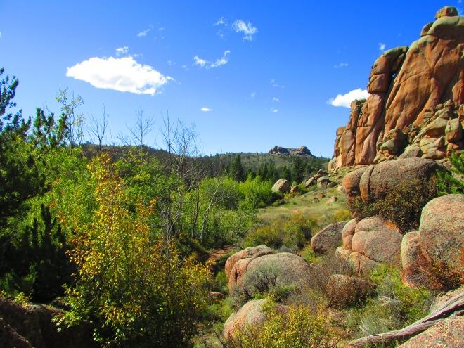 Turtle Rock Trail West
