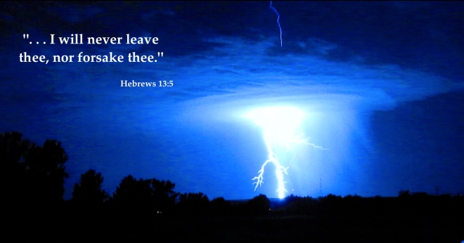 Storm Hebrews 13-5